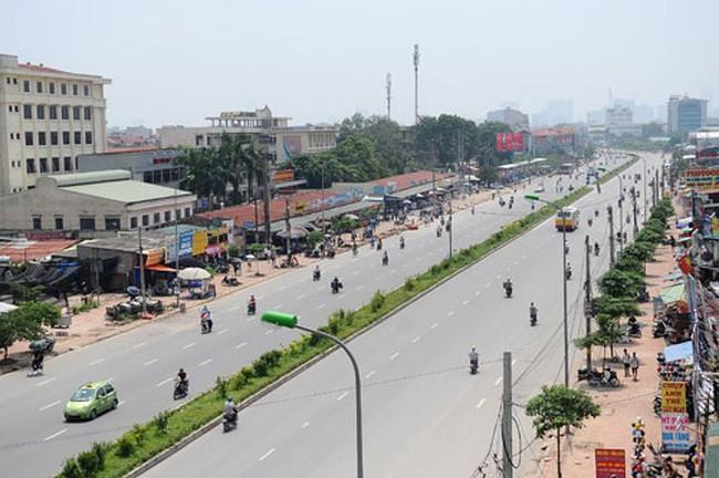 Mở rộng quốc lộ 32 đoạn từ Nhổn đến thị xã Sơn Tây lên quy mô 4 làn xe