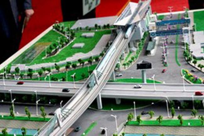Hơn 60.000 tỷ đồng làm siêu dự án đường sắt Hồ Tây - Ba Vì