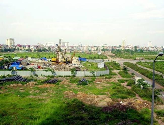 Hà Đông sắp đấu giá hơn 200 lô đất