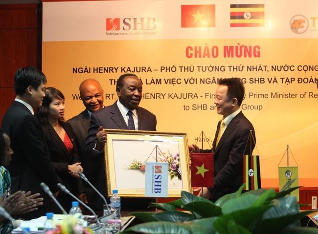 SHB có thể được chọn làm đầu mối về tài trợ thương mại cho DN Việt tại châu Phi