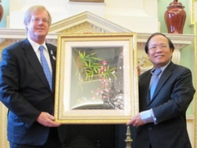 Nhiều DN Anh muốn tìm cơ hội đầu tư tại Việt Nam