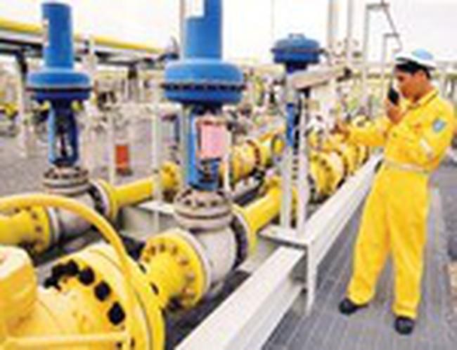 GAS: Hạch toán trễ 2 tháng doanh thu bán khí cho EVN