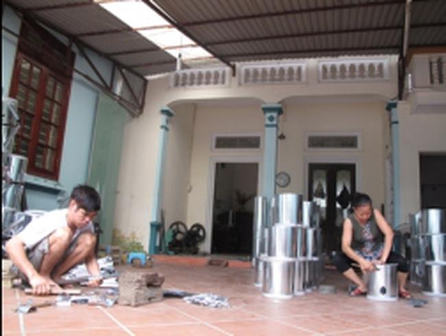 """Thủ đô Hà Nội và ngôi làng... """"gõ ra tiền"""""""