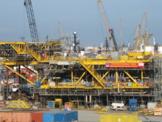 PVS: 9 tháng ước đạt 950 tỷ đồng LNTT