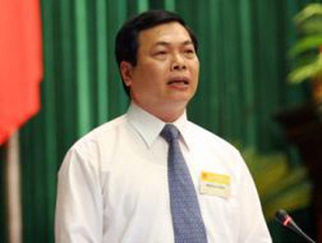 Bộ trưởng Vũ Huy Hoàng: Hàng tồn kho không còn là vấn đề đe dọa các DN