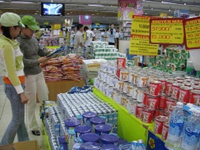 Doanh thu bán lẻ Việt Nam vẫn còn thấp