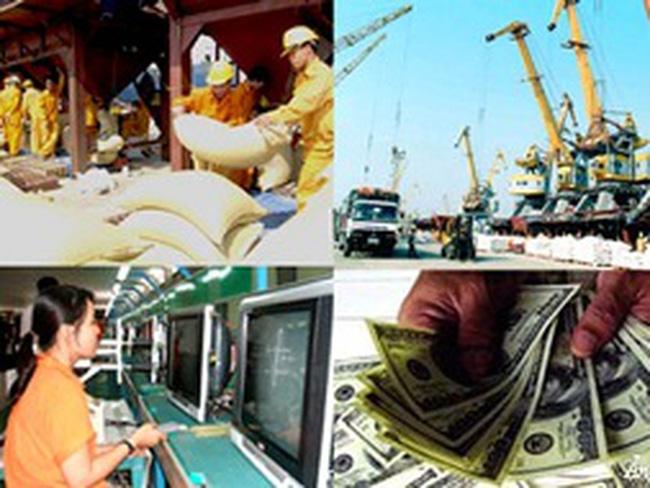 9 Sự kiện kinh tế vĩ mô tiêu biểu 2012