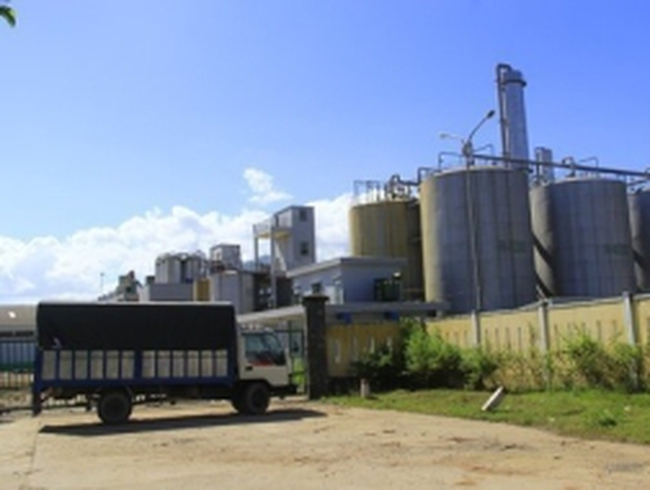 Lãnh đạo Nhà máy Cồn Đại Tân bị vây đòi nợ