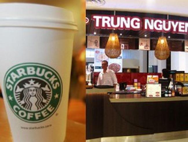 """Trung Nguyên quyết """"đấu"""" Starbucks tại Mỹ"""