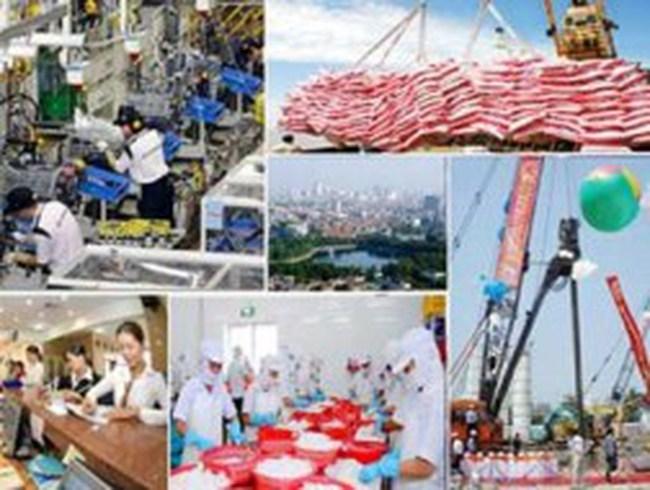 Kinh tế Việt Nam năm 2013: Tiếp tục ưu tiên ổn định vĩ mô