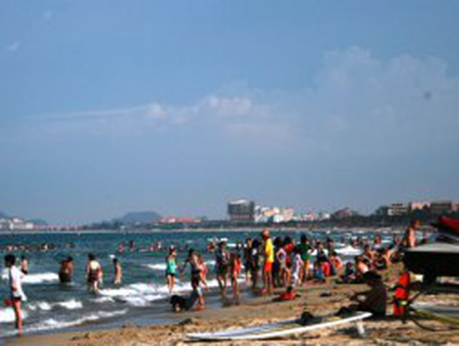 Hơn 146.000 du khách đến Đà Nẵng dịp tết