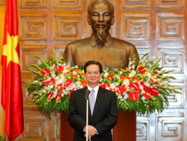 Thủ tướng gặp mặt thành viên Chính phủ qua các thời kỳ