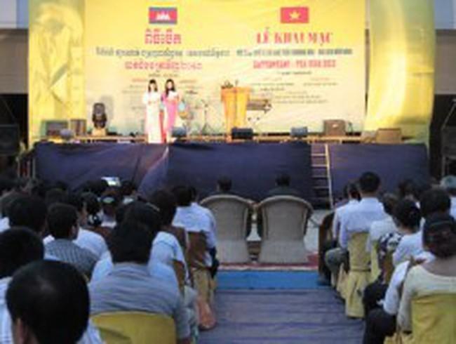 Việt Nam và Campuchia thúc đẩy hợp tác nông nghiệp, du lịch