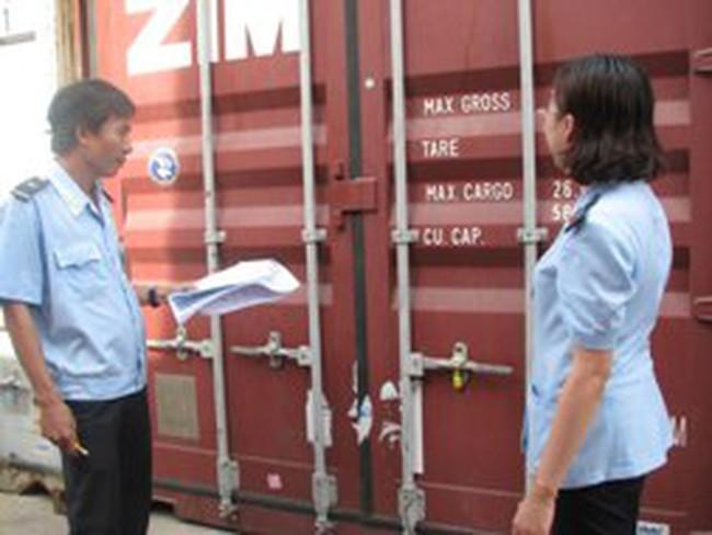 Một doanh nghiệp bỏ 48 tấn gạo tại cảng Cát Lái hơn 1,5 năm