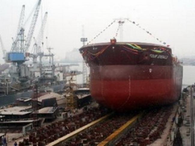 Tổ chức bàn giao tàu chở hàng 34.000 tấn cho Italy