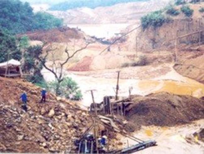 HGM: Kiểm toán lưu ý khoản tiền cấp quyền khai thác khoáng sản