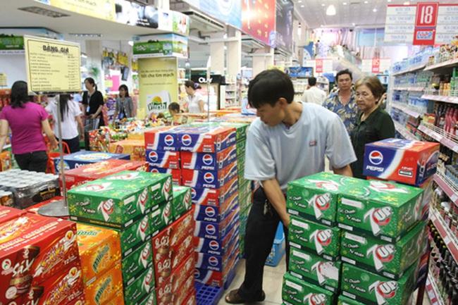 Khốc liệt thị trường bia, nước giải khát