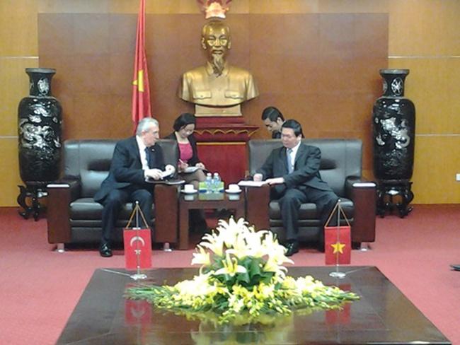Sẽ ký nhiều hiệp định hợp tác