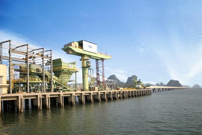 Vinaconex công bố thông tin chính thức về việc tái cấu trúc Xi măng Cẩm Phả