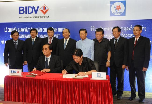 Bảo hiểm BIDV: Thành lập công ty con tại Lào, thay đổi loại báo cáo tài chính