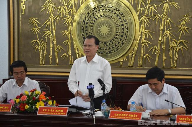 Phó thủ tướng Vũ Văn Ninh: 'Thoái vốn, rút lui nhưng cũng phải có trật tự'