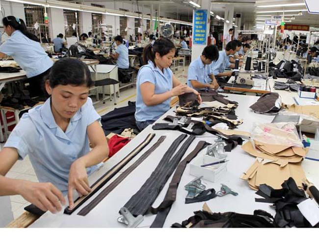 Xuất khẩu dệt may 2013 có thể cán đích 19 tỷ USD