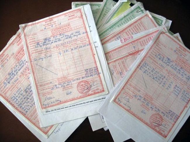 Căng thẳng với hóa đơn