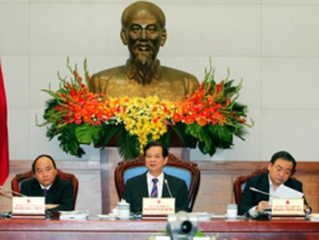"""Trình Bộ Chính trị đề án """"Mô hình tổ chức chính quyền đô thị"""""""