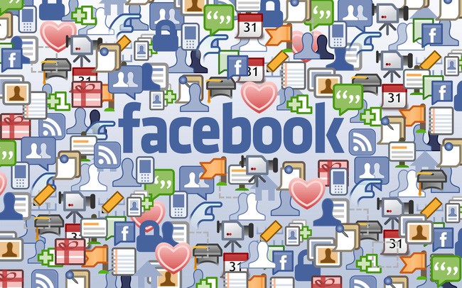 [Slides] Facebook - Con số và sự kiện
