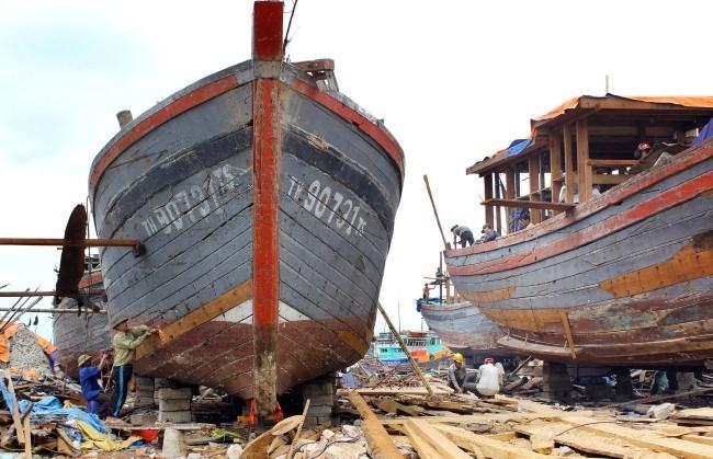 Cho vay đóng tàu: Không dễ vay!