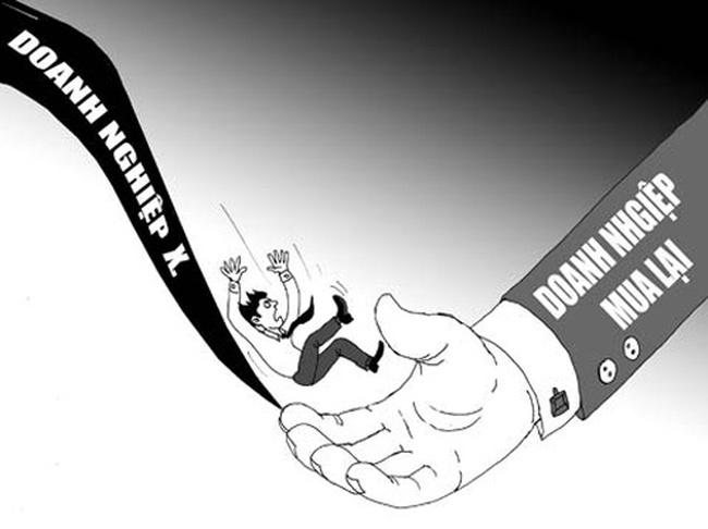Săn mua doanh nghiệp 'xác chết': M&A vỉa hè, trà đá