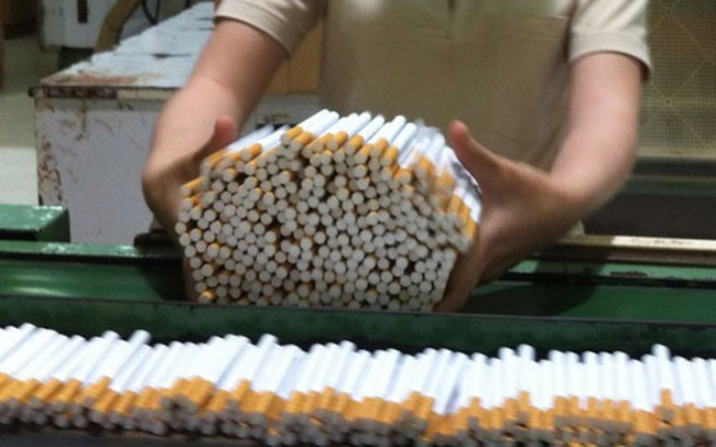 Nên tăng thuế tiêu thụ đặc biệt với thuốc lá lên 105%