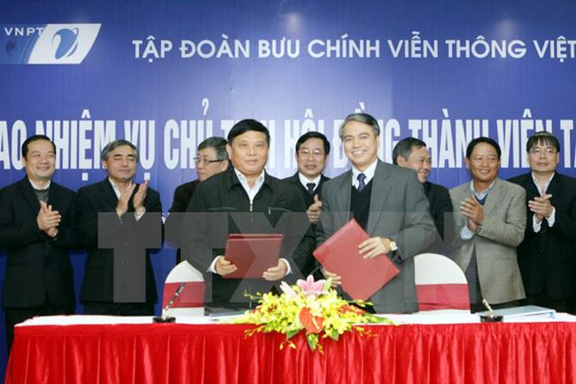 VNPT sẽ có Chủ tịch hội đồng thành viên mới vào đầu năm 2015