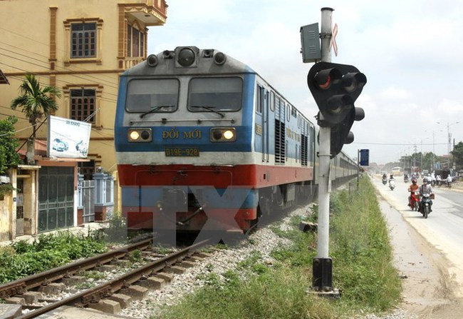 Tái cơ cấu Đường sắt Việt Nam: Đẩy nhanh các thủ tục thoái vốn