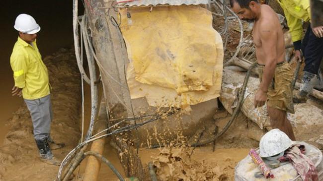 Vụ sập hầm thủy điện Đạ Zâng: S55 ước tính thiệt hại 2 tỷ đồng