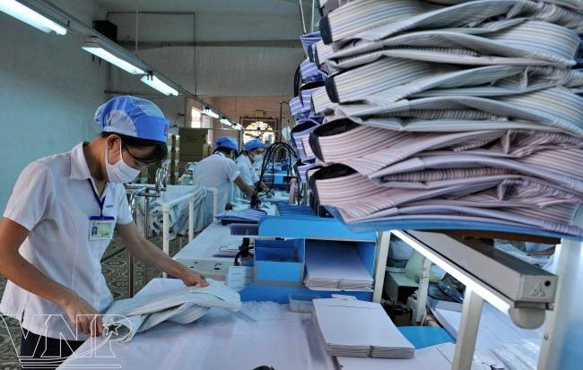 May Việt Tiến: EPS 9 tháng đạt 7.893 đồng/cổ phiếu