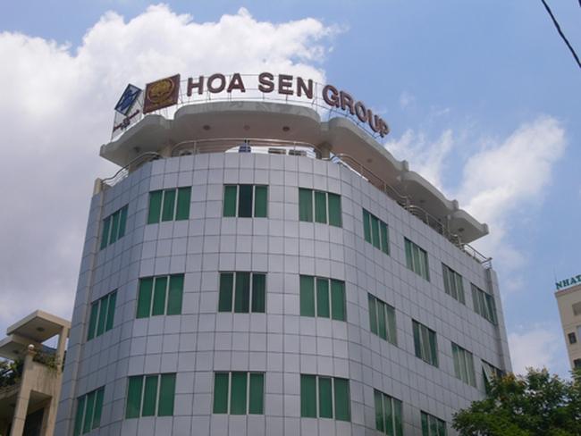 Công ty mẹ Hoa Sen Group báo lãi gần 609 tỷ đồng toàn niên độ 2012 - 2013