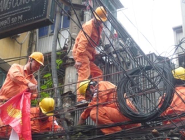 VSH: Chưa chốt giá mua bán điện áp dụng cho 3 năm 2010, 2011 và 2012 với EVN