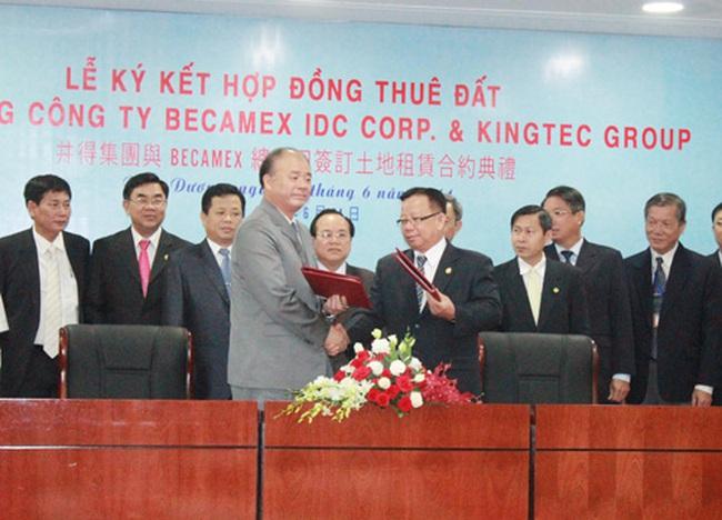 Tập đoàn Kingtec chuyển từ Trung Quốc sang đầu tư tại Việt Nam