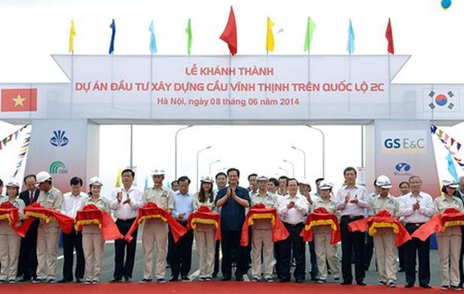 Khánh thành cây cầu dài nhất Việt Nam