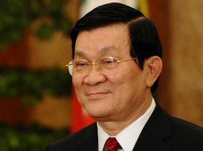 Chủ tịch nước dự Hội nghị APEC lần thứ 21