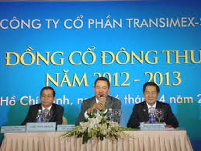 Công ty mẹ Transimex - Sài Gòn: 9 tháng lãi trước thuế 61 tỷ đồng