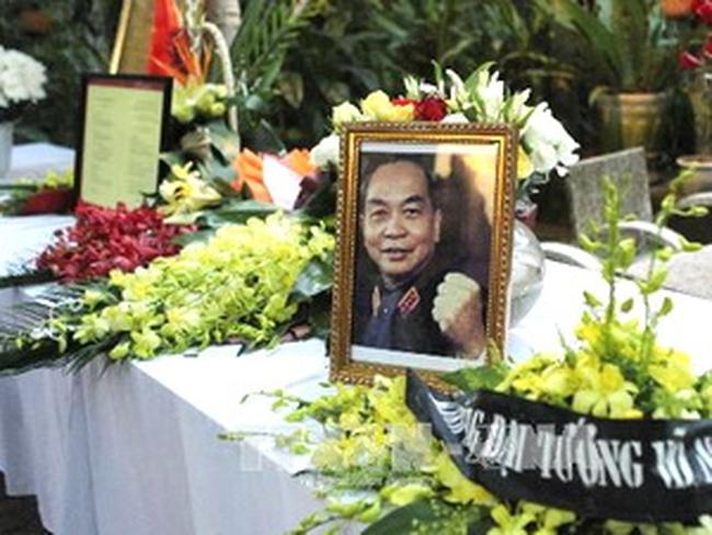 Ban Tổ chức Lễ Quốc tang Đại tướng họp lần thứ hai