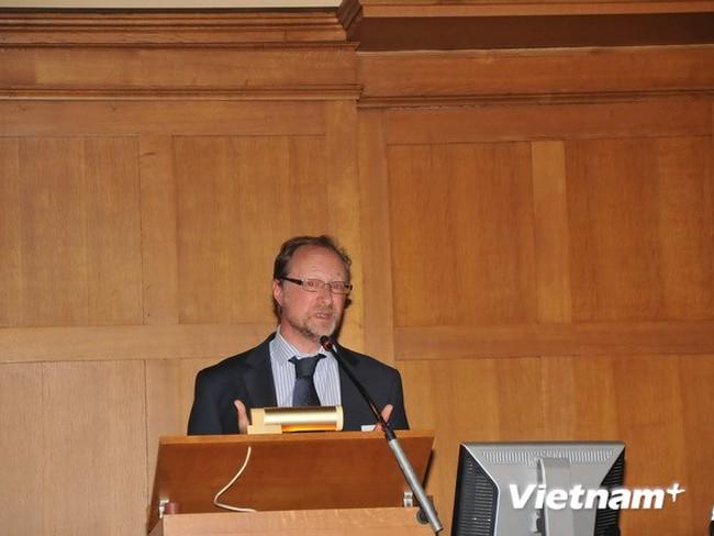 Tỉnh Đông Flanders của Bỉ quảng bá về đầu tư vào Việt Nam