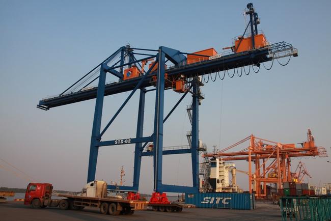 Cảng Đình Vũ: Chính thức vượt 16,5% kế hoạch lợi nhuận 2013