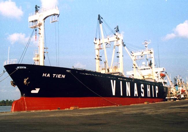 Vận tải biển Vinaship: Kiểm toán nghi ngờ khả năng hoạt động liên tục