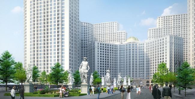 Vingroup góp 94 tỷ đồng thành lập công ty Xây dựng Vincom Khánh Hòa