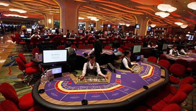 Đề xuất cho người Việt vào casino: Phải chứng minh năng lực tài chính