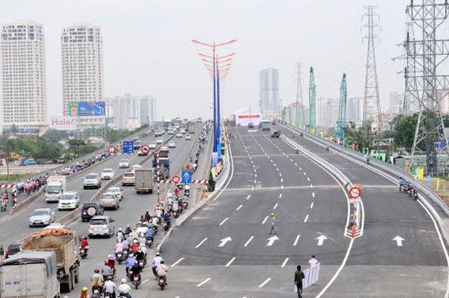 CII đã nhận 197 tỷ đồng đầu tiên từ ngân sách cho dự án BT Cầu Sài Gòn