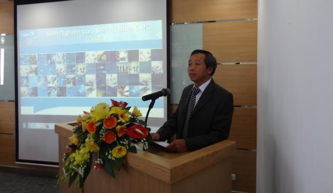 Tập đoàn CMC thành lập Viện Nghiên cứu và Phát triển